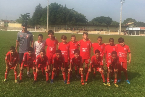 foto Internacional - Vice da categoria Sub-11